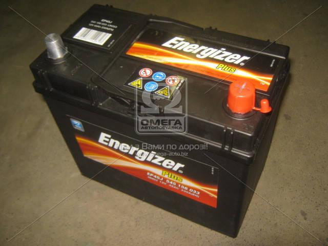 Аккумулятор Energizer Plus 45Ah R+ EN330 Asia