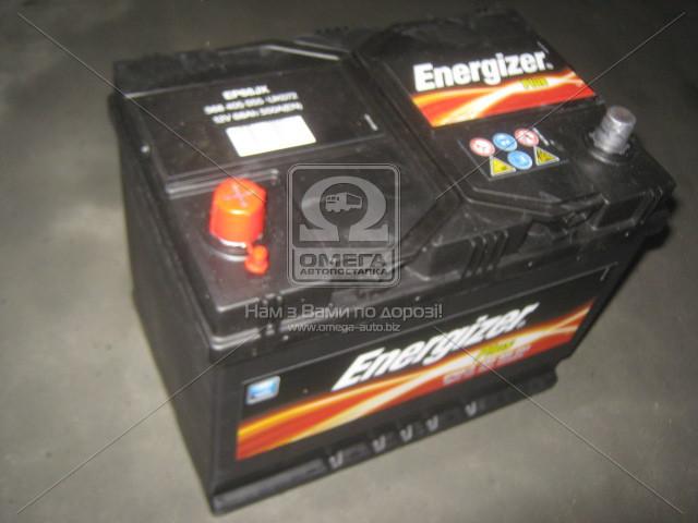 Аккумулятор Energizer Plus 68Ah L+ EN550 Asia