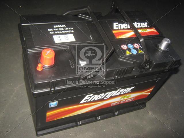 Аккумулятор Energizer Plus 95Ah L+ EN830 Asia