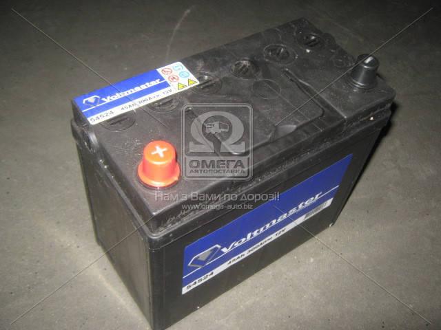 Аккумулятор VOLTMASTER 45Ah L+ EN300 Asia, фото 2
