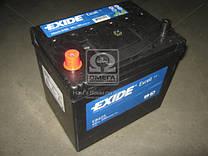 Аккумулятор Exide EXCELL 60Ah L+ EN390 Asia