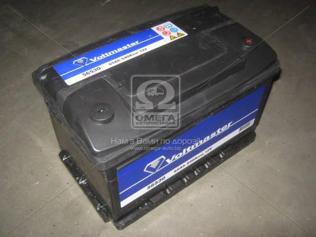 Аккумулятор VOLTMASTER 65Ah R+ EN540, фото 2