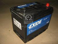 Аккумулятор Exide EXCELL 70Ah R+ EN540 Asia