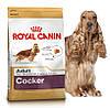 Корм для собак породы кокер-спаниель Royal Canin Cocker Adult
