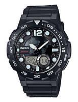 Мужские часы Casio AEQ-100W-1A