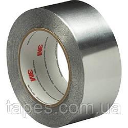 Теплопроводная пластичная лента 3М 425 на основе алюминиевой фольги (50мм х 55м х 0,11мм)