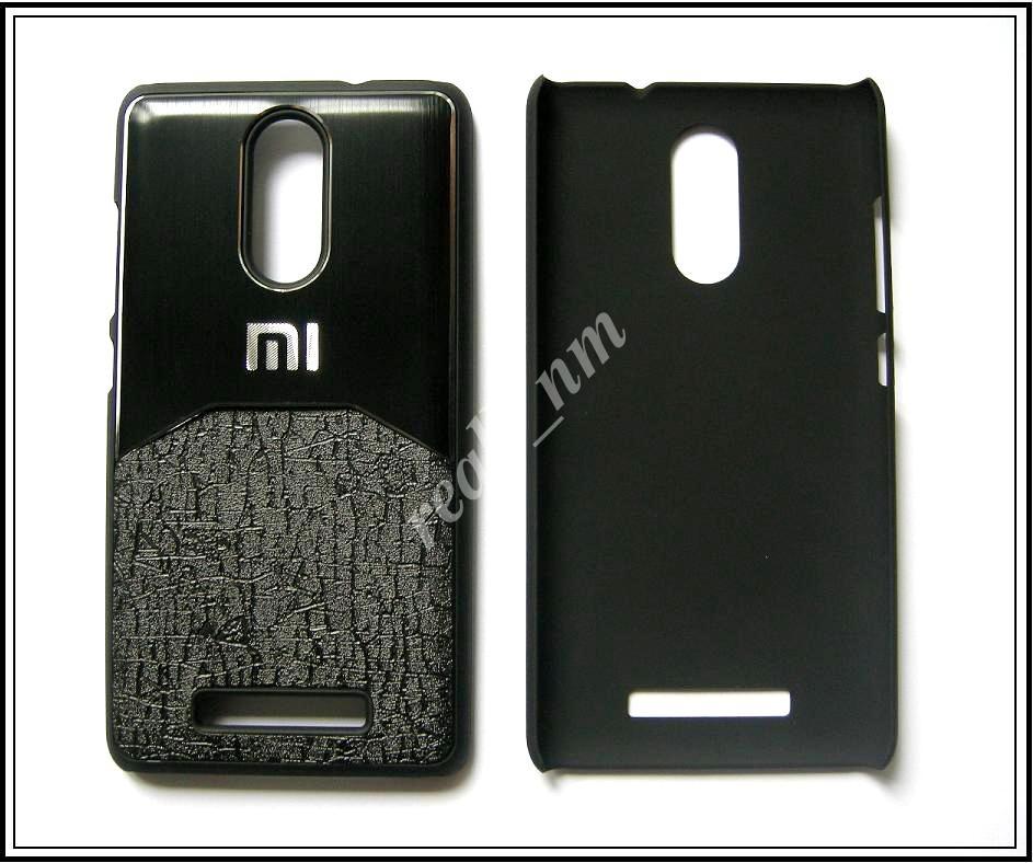 Черный чехол-накладка, бампер для Xiaomi Redmi Note 3, Xiaomi Redmi Note 3 Pro