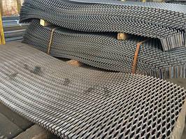 Лист ПВЛ 4 просечно-вытяжной, стальной, горячекатаный недорого купить