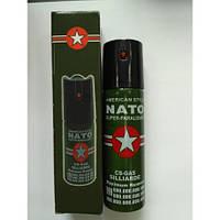 Баллончик газовый Nato 90 ml