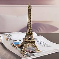 Эйфелевая башня Париж сувенир бронза