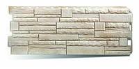 """Фасадные декоративные панели """"Скалистый камень"""" (Альта Профиль)."""