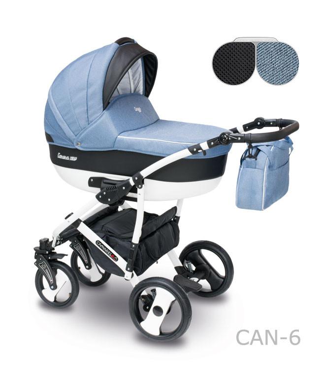 Дитяча коляска Camarelo Carera New