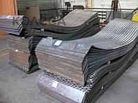 Лист ПВЛ 5 просечно-вытяжной, стальной, горячекатаный 1000х2000,1250х2500 недорого купить