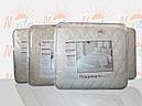 Покрывало + подушка стеганные  Черное (140х200) арт. 40-0653, фото 2