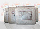 Покрывало стеганое Бордовое (220х240) арт. L0010 , фото 2