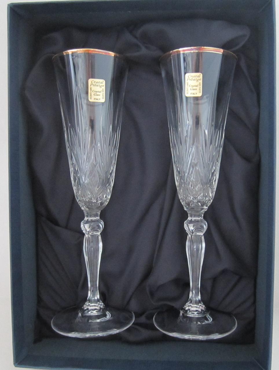Набор свадебных бокалов Melodia