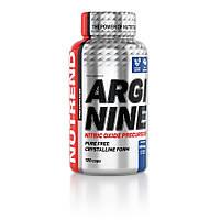 Аминокислота аргинин Arginine (120 капс.) Nutrend