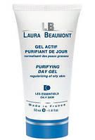 Дневной гель с выраженным саморегулирующем эффектом Laura Beaumont PURIFYING DAY GEL(4step) 50 мл
