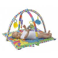 Развивающий коврик Друзья-животные Playgro 0185477