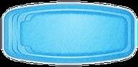 Композитные бассейны Баффало Размеры бассейна: 7.80x3.60x1.10-1.60м