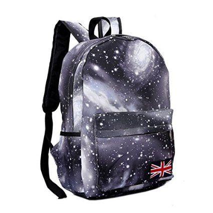 Рюкзак космический с галактическим принтом Cosmic Fantasy