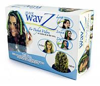 Спиральные бигуди Hair Wavz Хейр Вейвз для длинных волос 50 см 18 шт, фото 1