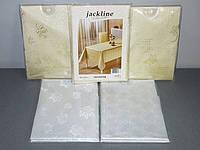 Скатерть Jackline Lurex 160x220 PVC