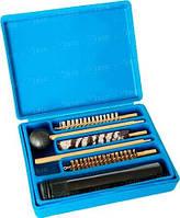 Набор д/чистки MEGAline 082/0022 пласт. коробка 22к. для пистолета