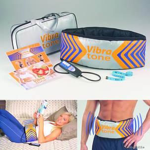 Массажный пояс для похудения Vibra Tone, фото 2