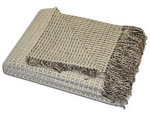 Пледы «Dolce vita » 100% новозеландская шерсть, фото 2