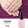 Гель-лак Canni 013 бледно-розовый, 7.3 мл