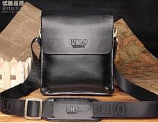 Кожаная сумка POLO, фото 2