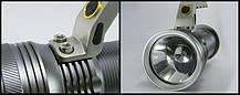 Фонарь прожектор фонарик T801 50000W T6 Оригинал, фото 2