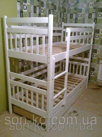 Ліжко двоярусне Артур
