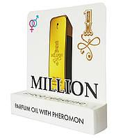 Мини парфюм с феромонами Paco Rabanne 1 Million (Пако Рабанн 1 Миллион) 5 мл. (реплика) ОПТ