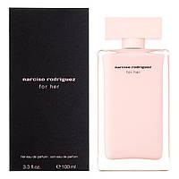 Narciso Rodriguez For Her. Eau De Parfum 100 ml / Парфюмированная Вода Нарциссо Родригес 100 мл