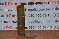 Уголок асимметричный KB-1 (100х75х30х2,5)
