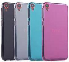 Силиконовый чехол для HTC Desire 728