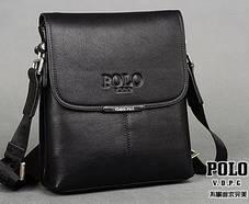 Кожаная сумка POLO, фото 3
