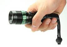 Тактический фонарик Bailong BL 8455 30000w, фото 2