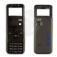 Корпус для Nokia 5610 Xpress Music, с клавиатурой, оригинальный