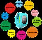 Детские умные часы Q50 (все цвета), фото 8