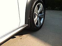 Брызговики передние для Audi A4 Allroad 2009- оригинальные 2шт 8K9075111