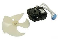 Двигатель системы обдува для холодильника Indesit, Stinol c00383336 ORM-10081C2 4.8-5.5W CL.B