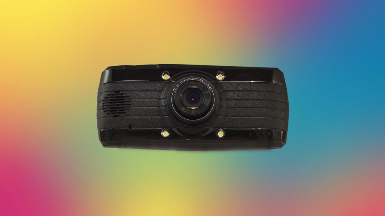 Видеорегистратор автомобильный L3000 F одна камера
