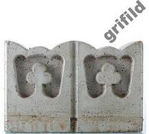 Форма садовый бордюрный камень, фото 3