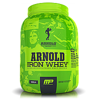 Протеин Muscle Pharm Arnold Series Iron Whey (680 g)