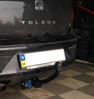 Фаркоп Seat Toledo (2005-2013) Сеат Толедо