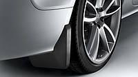 Брызговики задние для Audi A6 C7 2011-2015 оригинальные 2шт 4G075101A