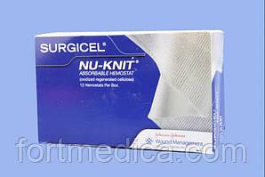 Гемостатический материал Surgicel Nu-Knit (все размеры)